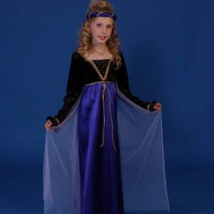 Child Royal Maiden Costume