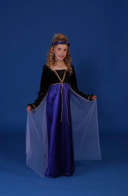 Child Royal Maiden Costume