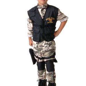 Child SEAL Team Costume