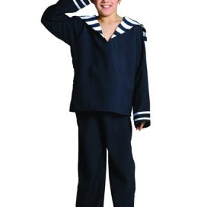 Child Sailor Boy Costume
