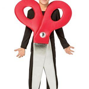 Child Scissors Costume