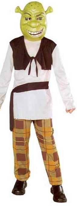 Child Shrek Costume