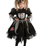 Child Skeleton Costume - Bones
