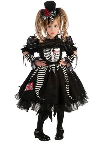 Child Skeleton Costume - Bones