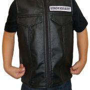 Child Sons of Anarchy Costume Vest