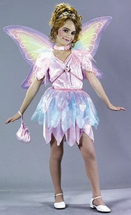 Child Sparkle Pixie Costume