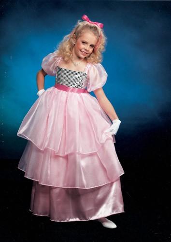 Child Sparkle Princess Costume