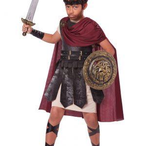 Child Spartan Warrior Costume