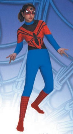 Child Spider Girl Costume