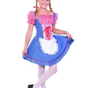 Child Square Dance Costume