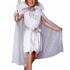 Child Star Angel Costume w/ cape