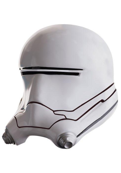 Child Star Wars The Force Awakens Deluxe Flametrooper Helmet