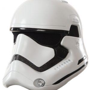 Child Star Wars The Force Awakens Deluxe Stormtrooper Helmet