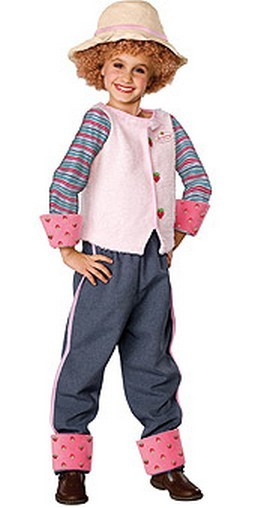 Child Strawberry Shortcake Costume