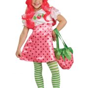 Child Strawberry Shortcake Costume