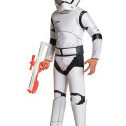 Child Super Deluxe Star Wars TFA Stormtrooper Costume