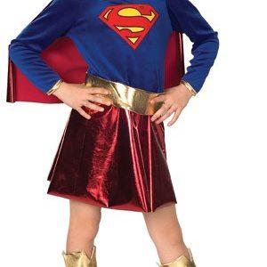 Child Supergirl Costume
