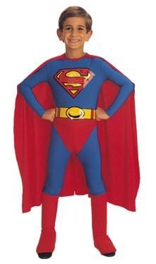 Child Superman Costume
