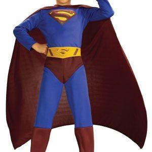 Child Superman Returns Costume - Superman Returns