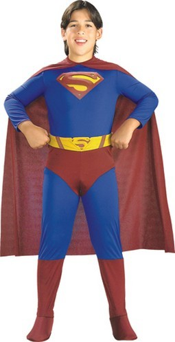 Child Superman Returns Costume