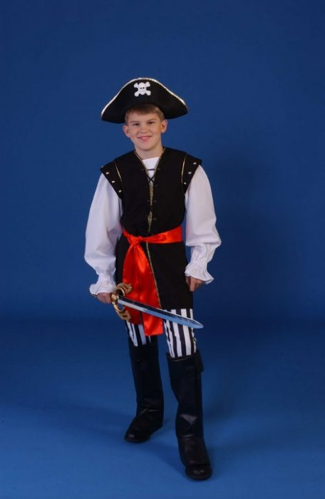 Child Swashbuckler Costume