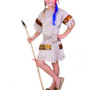 Child Sweet Sioux Costume