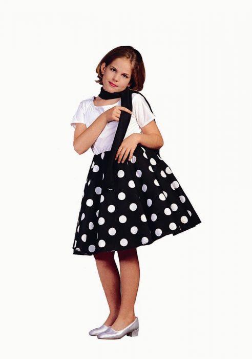 Child Swing Dancer Costume