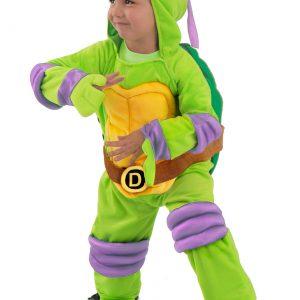 Child TMNT Donatello Deluxe Jumpsuit