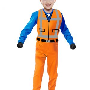 Child The Builder Costume