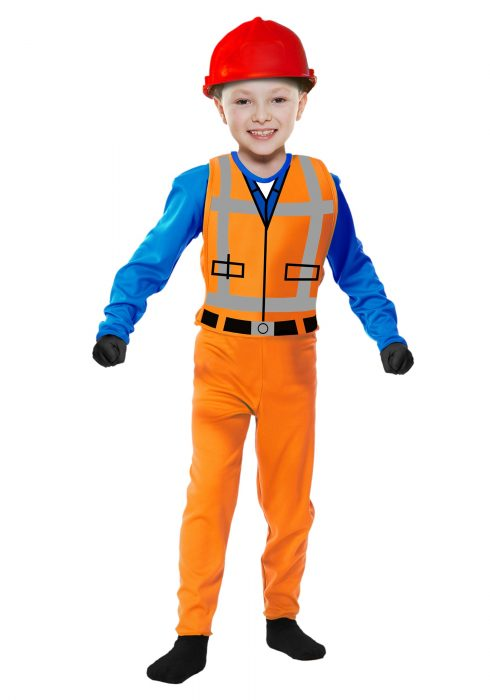 Child The Builder Costume