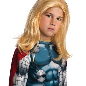 Child Thor Wig