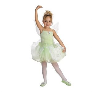 Child Tinkerbell Ballerina Costume