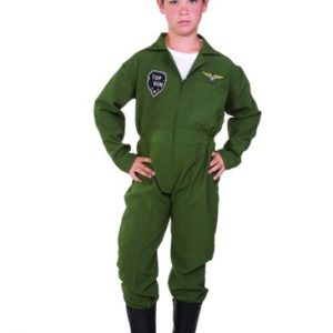 Child Top Gun Jumpsuit