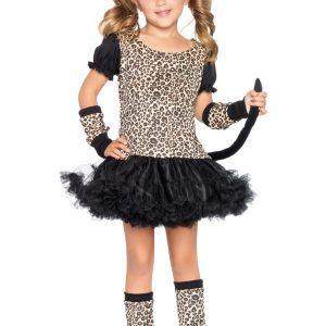 Child Tutu Leopard Costume