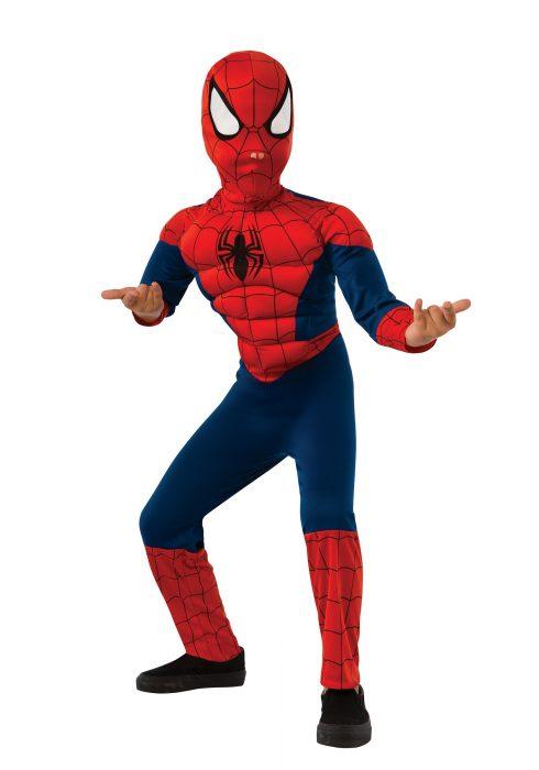 Child Ultimate Spider-Man Costume