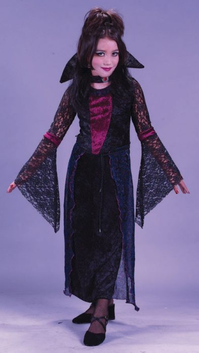Child Vamptessa Vampire Costume