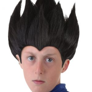Child Vegeta Wig