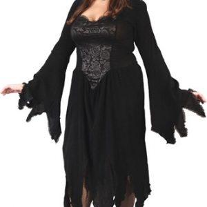 Child Velvet Vampire Costume