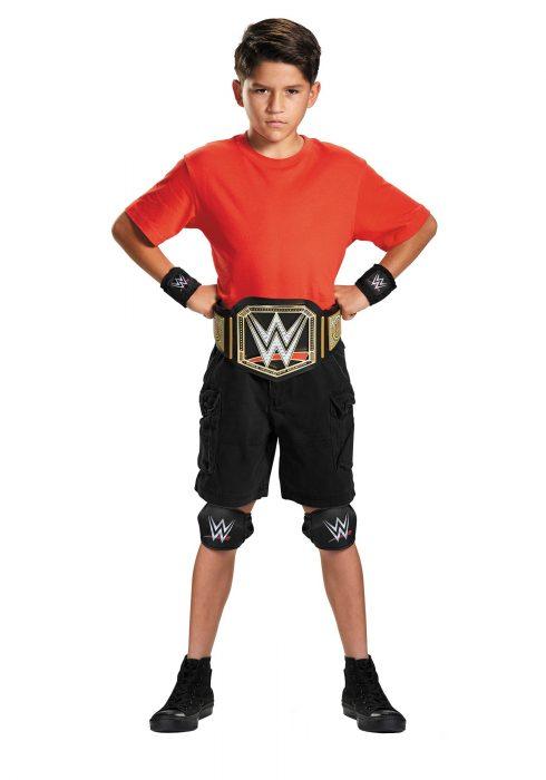 Child WWE Champion Costume Kit