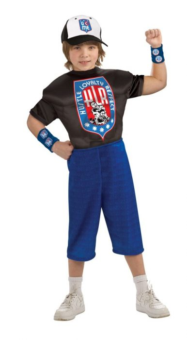 Child WWE John Cena Costume