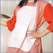 Child White Apron