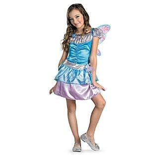 Child Winx Bloom Costume
