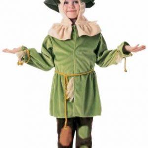 Child  Wizard of Oz Scarecrow Costume