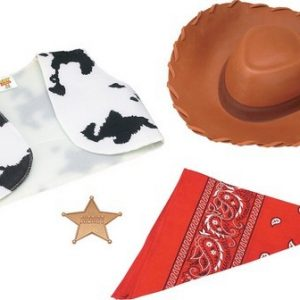 Child Woody Toy Story Costume Accessory Set