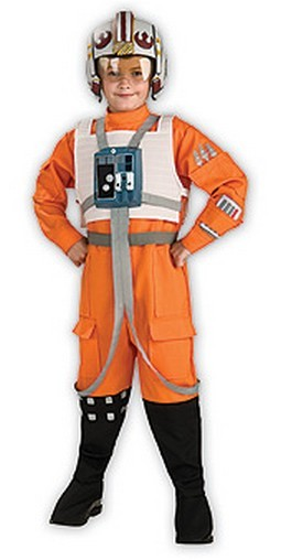 Child X-Wing Pilot Costume