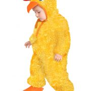 Child Yellow Rooster Costume