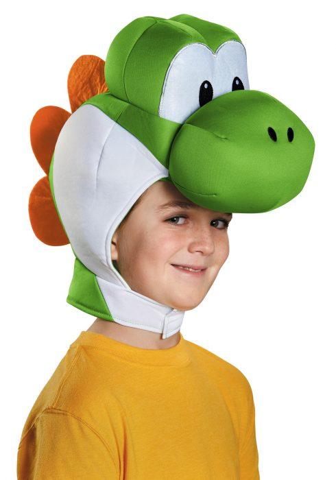 Child Yoshi Headpiece