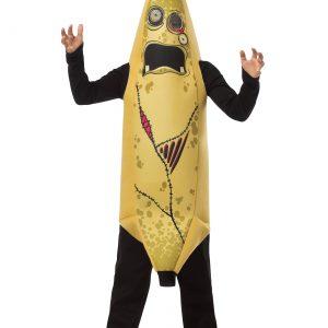 Child Zombie Banana Costume