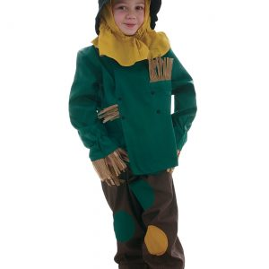 Children's Scarecrow Costume