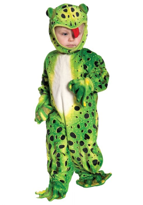 Childrens Tree Frog Costume